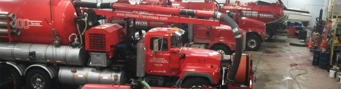 midwest trenchless trucks